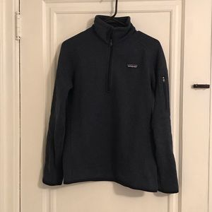 Women's Medium Patagonia Quarter ZIP never worn